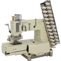 DUKEPU BH-4412 P 12 İğne 1/4 Burunlu Lastik Makinası