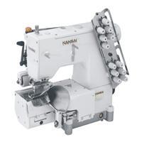 KANSAI FBX-1106-P Kemer İğne Tran. Zincir Dikiş (İğne Aralıkları Değiştirilebilir)