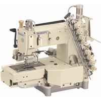 DUKEPU BH-4404-UTC 4 İğne 1/4 İplik Kesme Lastik Makinası