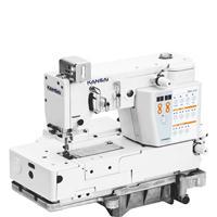 KANSAİ MAC-100 Elektronik Programlı Kenar İşleme ve Kroşeta