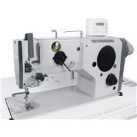 HIGHLEAD GC-0028-D Tek İğne Zigzag Dikiş Makinası İplik Kesicili (Kamlı) 25cm (Orta ve Kalın Mat.)