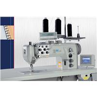 HM820 867-290342 Habraken Machines  M-TYPE – Düz Yatak, Çift İğne, Dekoratif Dikiş Ünitesi