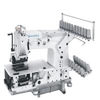 SUNSHİNE DB-78712-P 12 İğne Zincir Dikiş Makinası (6.4mm)